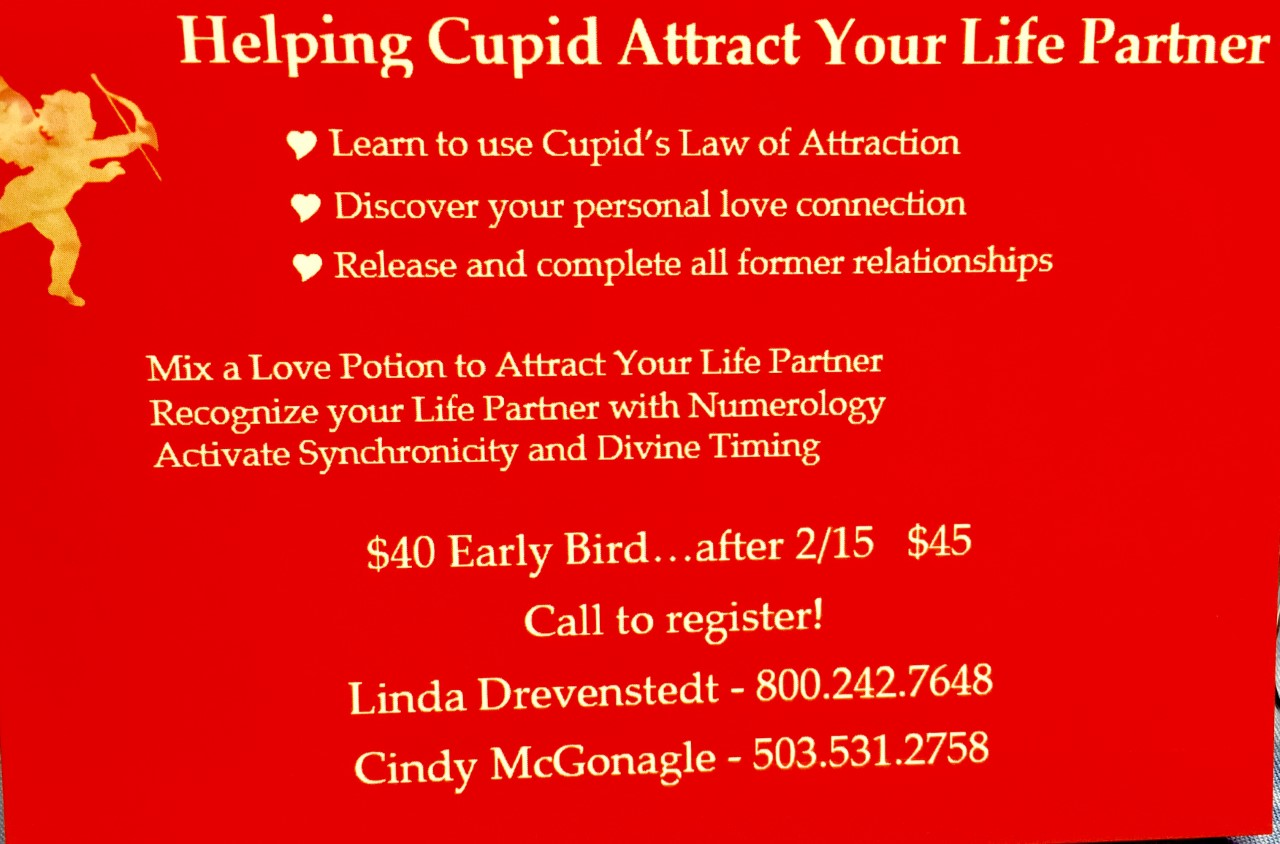 Helping Cupid Attract Your Life Partner