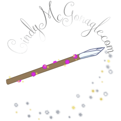fairy wand logo